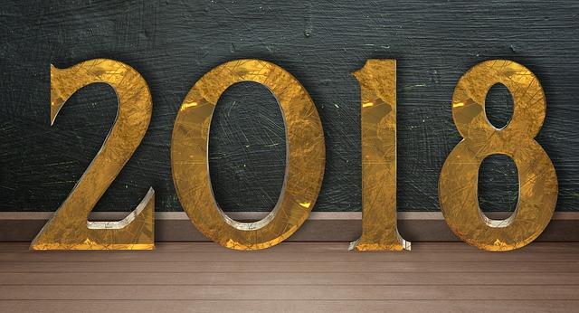 ありがとう2018年!今年を振り返ろうと思ふ♪